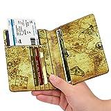 Fintie Passport Holder Travel Wallet RFID Blocking