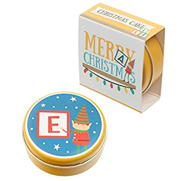 Christmas Lip Balm - Christmas Cake Flavoured! eUnique