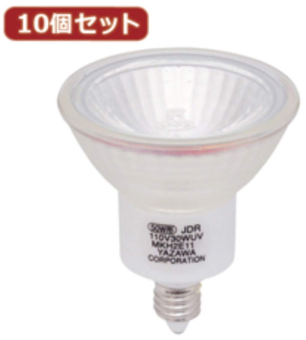 インテリア おしゃれな家具 ライト照明器具 関連 【10個セット】 電球 50W形 E11 狭角 B07S5ZPCP8