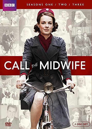 DVD : Call the Midwife: Seasons One - Three (Gift Set, 3 Pack, Slipsleeve Packaging, 3 Disc)