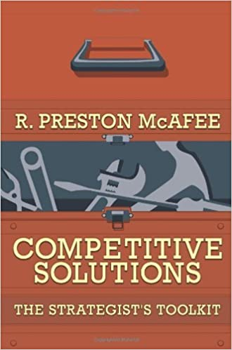 Competitive Solutions: The Strategists Toolkit