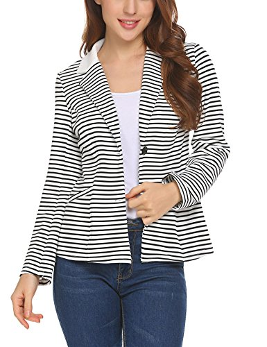 SoTeer-Womens-Striped-Button-Closure-Blazer-Jacket-Long-Sleeve-Suit-Outwear