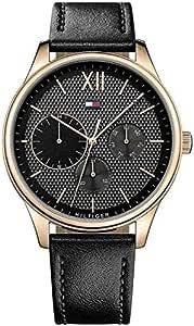 ساعة للرجال من تومي هيلفيجر179.1419 - انالوج، رسمية