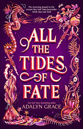 Book Cover: All the Tides of Fate