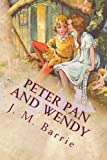 Image of Peter Pan and Wendy: Illustrated