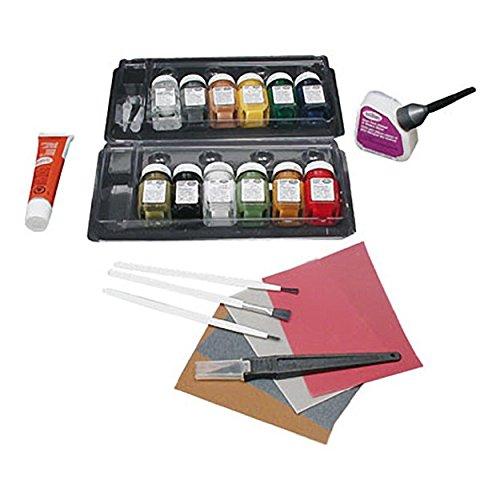 Testors Flat Finish Enamel Paint Set ()