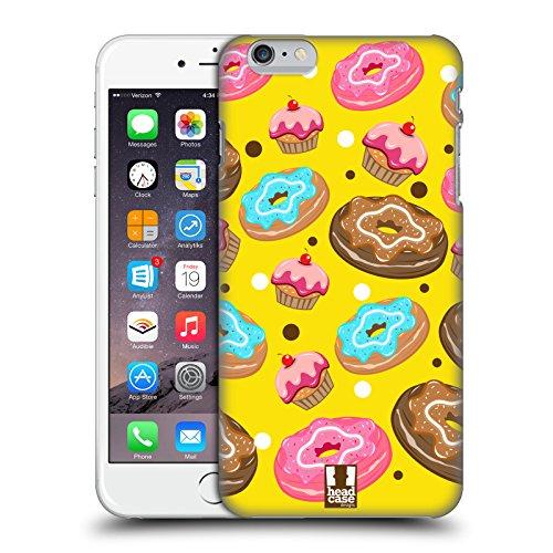 Head Case Designs Doughnut Delizie Cover Retro Rigida per Apple iPhone 6 Plus / 6s Plus