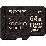 ソニー SONY microSDXCカード 64GB Class10 高音質モデル SDカードアダプタ付属 SR-64HXA [国内正規品]
