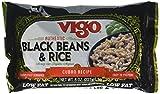 Vigo Rice Mix and Black Bean, 8oz (Pack of 4)