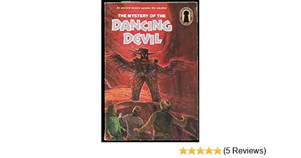 Mystery of the dancing devil the three investigators mystery series mystery of the dancing devil the three investigators mystery series 25 robert arthur 9780394864259 amazon books fandeluxe Image collections