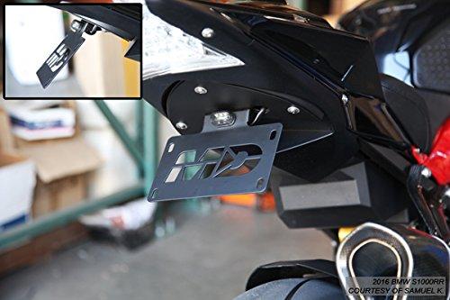 Block Off Plate for 2015-2018 BMW S1000RR 2014-2017 S1000R Fender Eliminator Kit