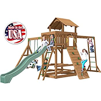 Amazon Com Creative Playthings Playtime Series Charlotte Swing