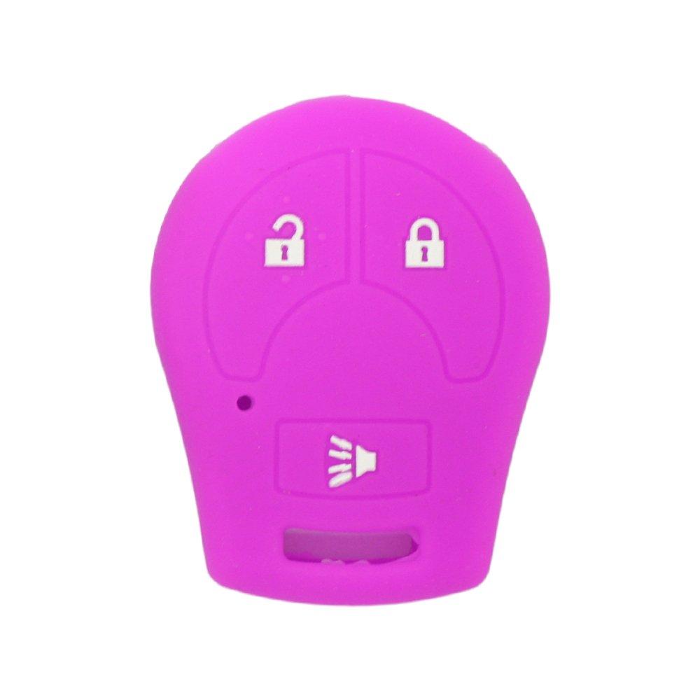 Fassport CV2506 Cover in silicone per chiave telecomando a 3 pulsanti