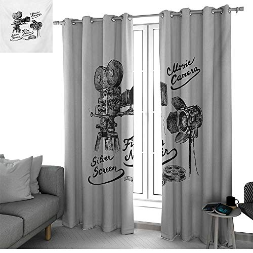 Best Greenland Home Home Fashion Curtains Wides - Movie Theater Best Home Fashion Wide