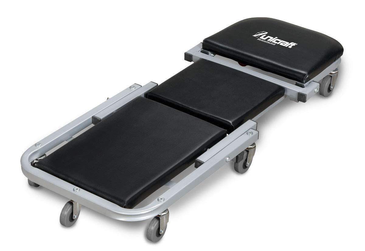Unicraft 6201802 KRL 1 Carrito plegable para pasar debajo del coche