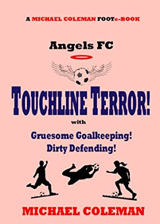 book cover of Touchline Terror