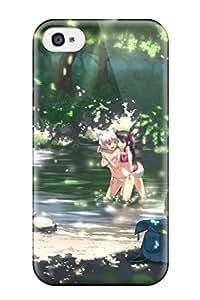 original animal bird cat fish Anime Pop Culture Hard Plastic iPhone 4/4s cases