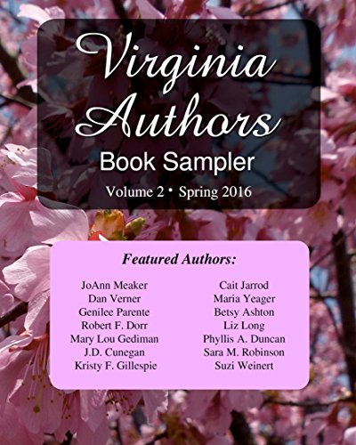 Virginia Authors Book Sampler: Spring 2016 (Vol. 2)