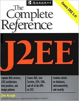 J2ee Book By Herbert Schildt