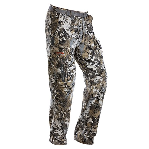Sitka Gear Men S Stratus Pant  L  Optifade Elevated Ii