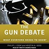 The Gun Debate: What Everyone Needs to Know
