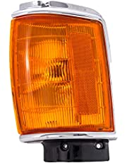 Dorman 1630674 Front Driver Side Turn Signal / Parking Light Assembly for Select Toyota Models