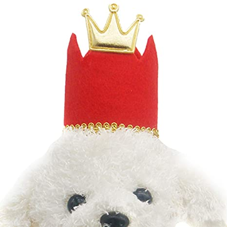 Legendog Set De Gorro De Cumpleaños para Mascotas Corona ...