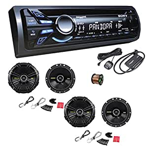 sony cdxgt570up cd mp3 car stereo receiver. Black Bedroom Furniture Sets. Home Design Ideas
