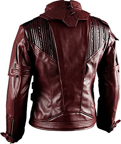 Wecos Guardians 2 Star Lord Costume Peter Jason Quill Jacket Large by Wecos (Image #1)