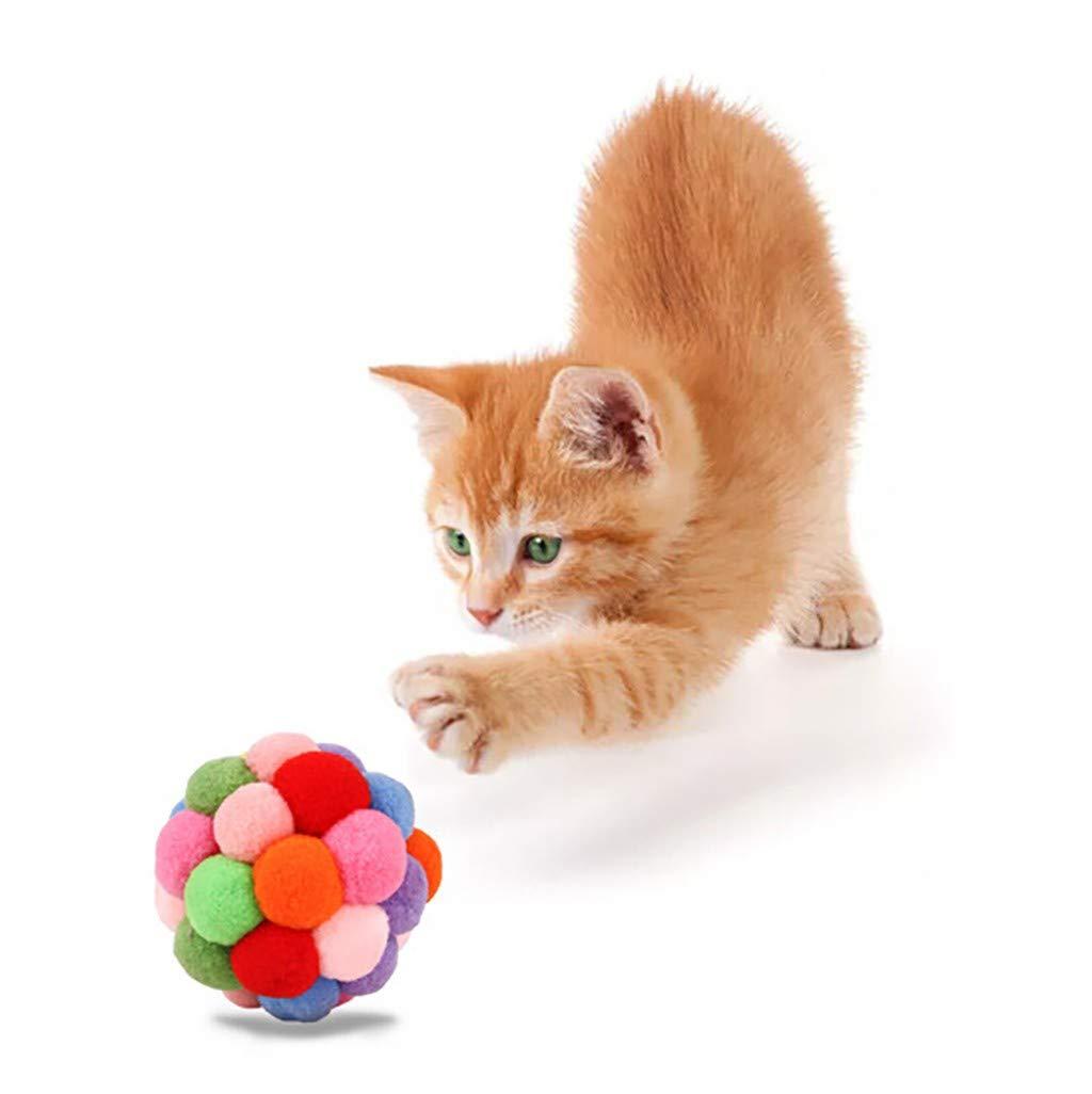 LRWEY - Juguete de Gato y Perro, Juguete para Animales de ...