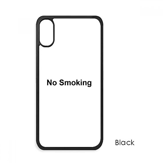 Amazon No Smoking Warning Symbol For Iphone Xs Max Cases