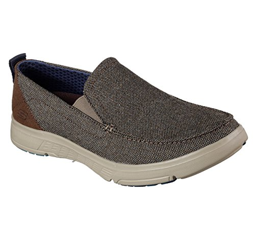 Skechers Mens Lifestyle 65441 Moogen Brown