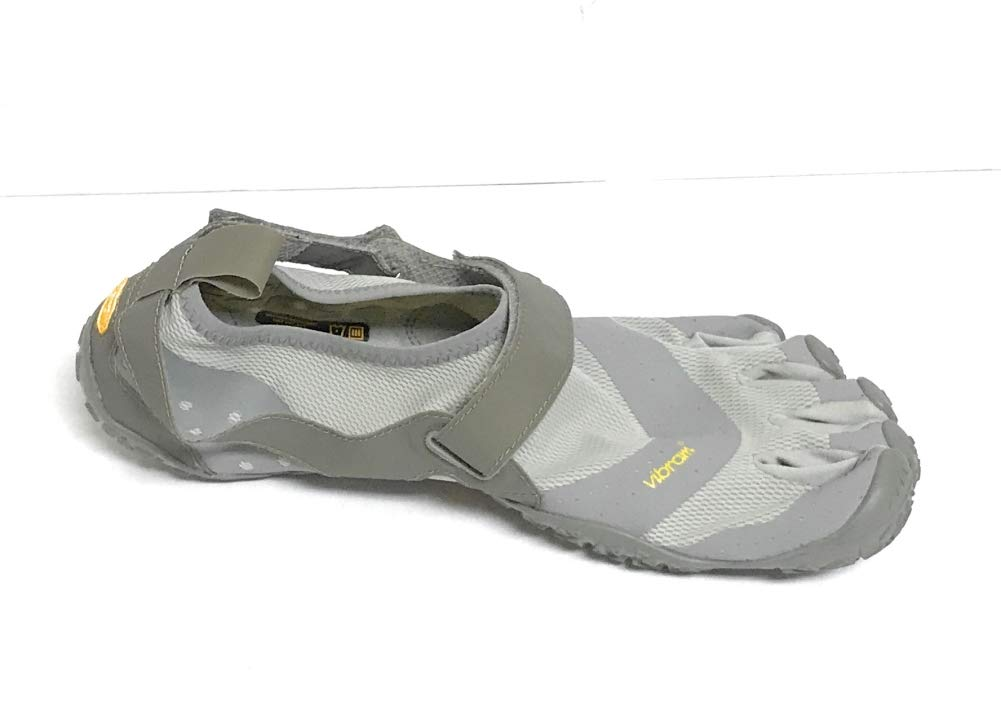 Vibram Men's V-Aqua Grey Walking Shoe, 42 EU/9.0-9.5 US D EU (42 EU/9.0-9.5 US US) by Vibram