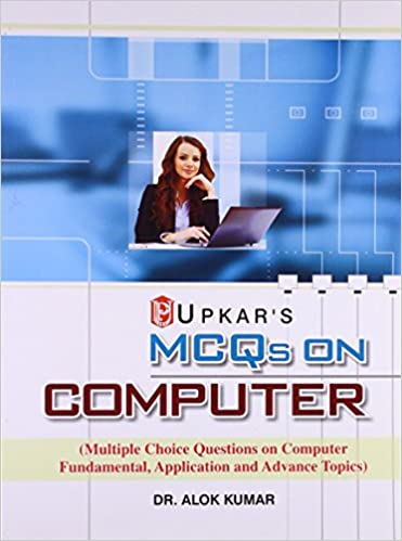 Buy MCQs on Computer Book Online at Low Prices in India