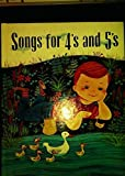 img - for Songs for 4's and 5's book / textbook / text book