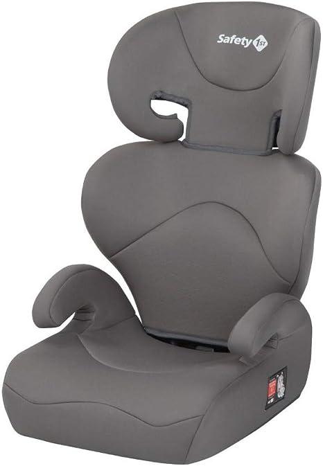Safety 1st Road Safe Silla de coche grupo 2/3, reclinable en 2 posiciónes, Fácil y rápida de instalar con cinturón de seguridad, color Gris: Amazon.es: Bebé