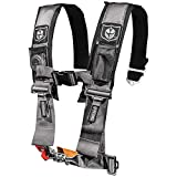 """Pro Armor A114220SV Silver 4-Point Harness 2"""" Straps"""
