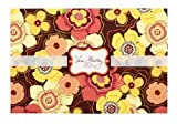 Vera Bradley Under Cover Laptop Skin in Buttercup