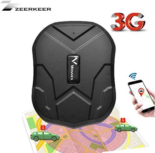 3G GPS Tracker Auto 5000mAh Locator Fahrzeug Tracking Lange Zeit Standby wasserdichte Magnetische GSM/GPS Tracker Vibrieren Alarm Freies Web APP TK905 Tracker