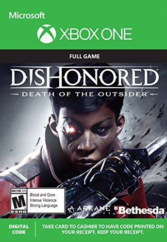 Dishonored: Death of the Outsider - Xbox One [Digital Code]