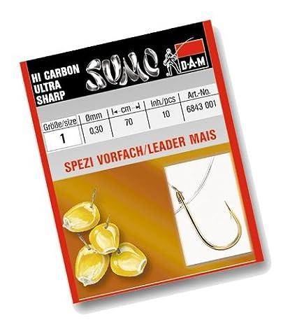 HI Carbon Ultra Sharp DAM Sumo Spezi Forelle Angelhaken 120 cm