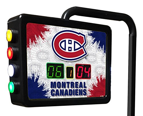 Montreal Canadiens Electronic Shuffleboard Scoring Unit - Officially Licensed ()