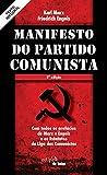 capa de Manifesto do Partido Comunista
