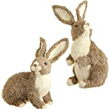 RAZ Imports - Spring / Easter - 14'' Rabbit - Set of 2