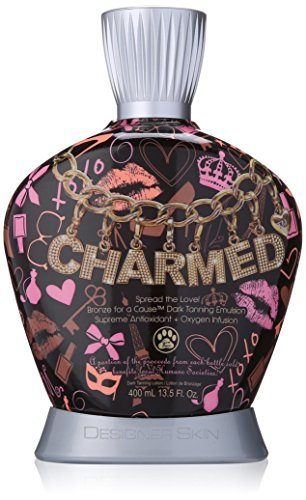 Designer Skin Charmed Body Bronzer, 13.5 Fluid Ounce