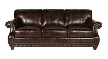 Exceptionnel Lazzaro Anna Sofa, 90 By 41 By 36 Inch, Toblerone