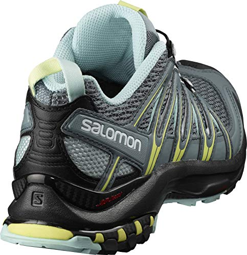 lead Salomon nbsp;zapatos De nbsp;– Pro Weather Stormy Trail 3d Blue Gtx Running 6 Xa eggshell ZwSxPZrqnF