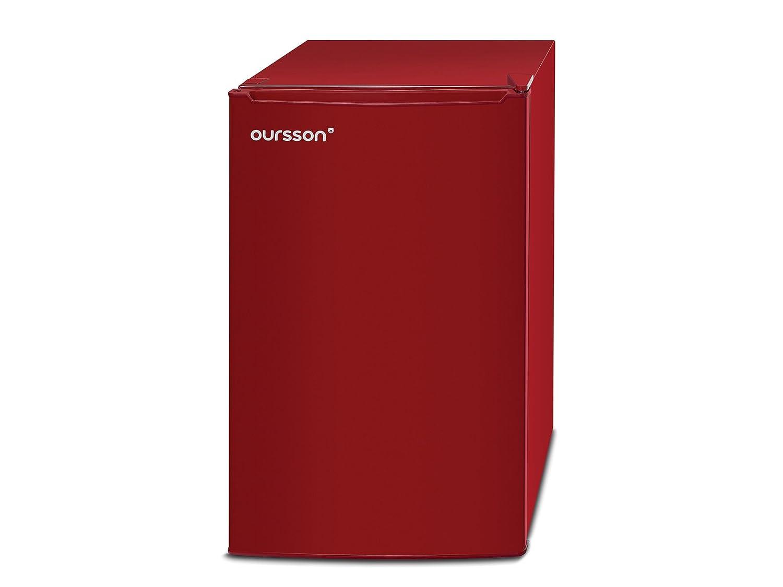 Bomann Kühlschrank Vs 366 : Oursson fz rd kühlschrank a cm kwh jahr
