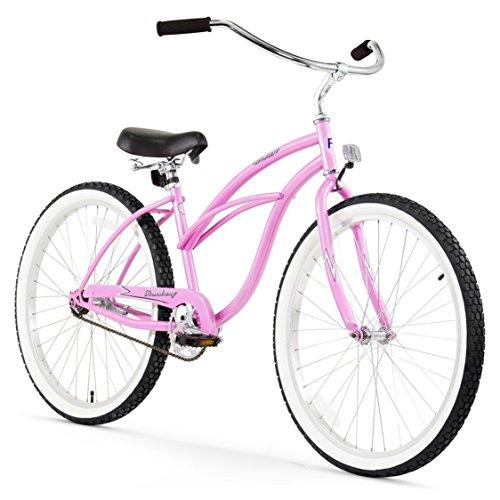 Pink Beach Cruiser - 1