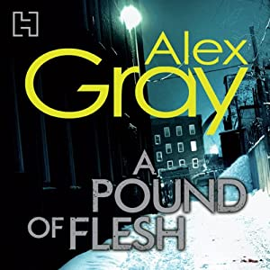 A Pound of Flesh Hörbuch